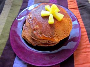 Iron Boosting Pancakes